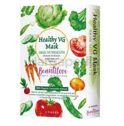 Beautilove Natural Mask Healthy VG 5s