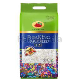 Cap Rambutan Pusa King Parboiled Rice 2kg
