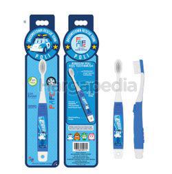 FAFC Kids Toothbrush Robocar Poli Hook 1s