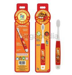 FAFC Kids Toothbrush Robocar Poli Roy Hook 1s
