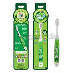 FAFC Kids Toothbrush Robocar Poli Helly Hook 1s