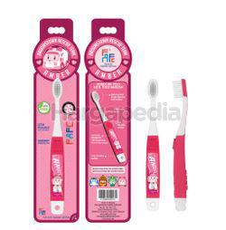 FAFC Kids Toothbrush Robocar Poli Amber Hook 1s