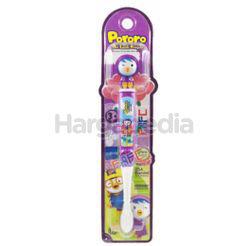 FAFC Kids Toothbrush Pororo Petty Figurine 1s