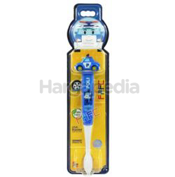 FAFC Kids Toothbrush Robocar Poli Figurin 1s