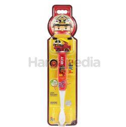 FAFC Kids Toothbrush Robocar Poli Roy Figurin 1s