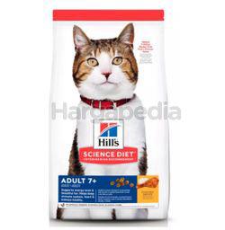 Hill's Science Diet Adult 7+ Chicken Recipe Cat Food 1.5kg