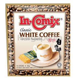 In-Comix Classic White Coffee 15x35gm