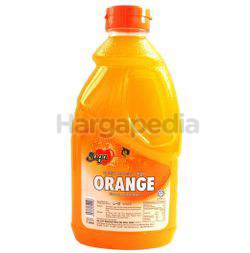 Saga Cordial Orange 1lit