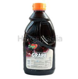 Saga Cordial Grape 2lit
