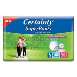 Certainty Superpants M10