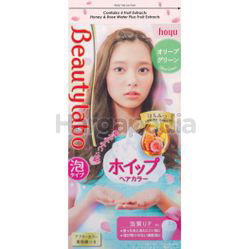 Beautylabo Whip Hair Color Olive Green 1s