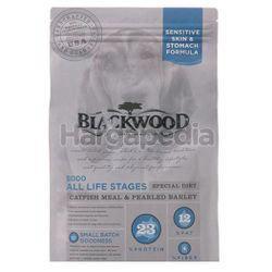 Blackwood 5000 Catfish Meal & Pearled Barley Dog Food 450gm