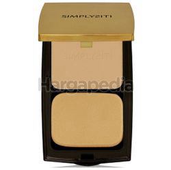 Simply Siti Gold Edition 2 Way Powder Natural Beige 1s