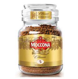 Moccona Classic Medium Roast Freeze Dried 5 Coffee 50gm