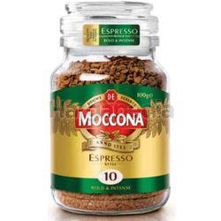 Moccona Espresso Style Freeze Dried 10 Coffee 100gm