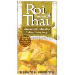 Roi Thai Soup Yellow Curry 500ml