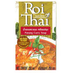 Roi Thai Soup Panang Curry 500ml