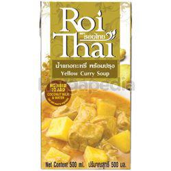 Roi Thai Soup Massaman Curry 500ml
