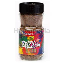 Boncafe Brazillian Instant Coffee 100gm