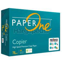 Paperone Premium Copier A4 Paper 75gsm 500s