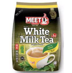 Meet U White Milk Tea 12x40gm