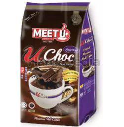 Meet U U Choc Chocolate Malt Drink Original 1kg