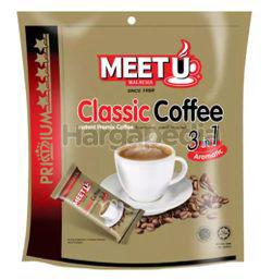 Meet U Premium Gold Classic Coffee 3 in 1 10x20gm