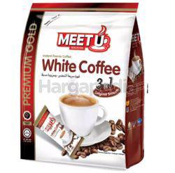 Meet U Premium Gold White Coffee 3 in 1 20x20gm