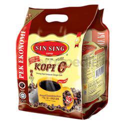 Sin Sing Kopi O Bag 2in1 40x26gm