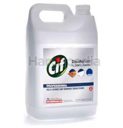 CIF Disinfectant Floor Cleaner 5lit