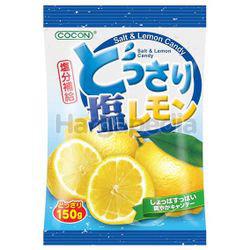 Cocon Salt & Lemon Candy 150gm