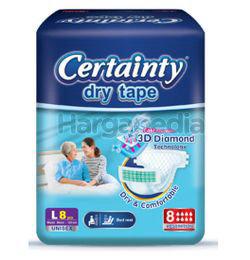 Certainty Tape L8