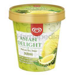 Wall's Asian Delight Durian Ice Cream 705ml