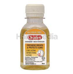Oradex Smoker's Mouthwash 90ml