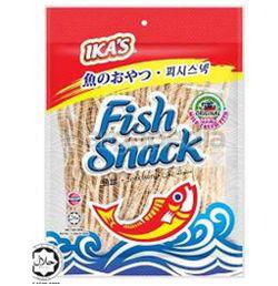 Ika's Fish Snack Original 120gm