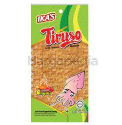 Ika's Tiruso Fish Snack Original 20gm