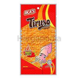 Ika's Tiruso Fish Snack Sweet & Spicy 20gm