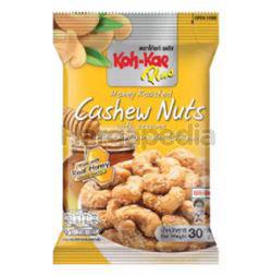 Koh Kae Plus Honey Roasted Cashew Nut With Sesame 30gm