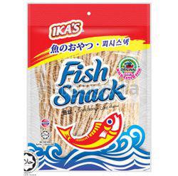 Ika's Fish Snack Original 50gm