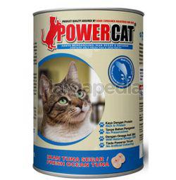 Power Cat Cat Food Fresh Ocean Tuna 400gm