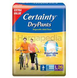 Certainty DryPants L26