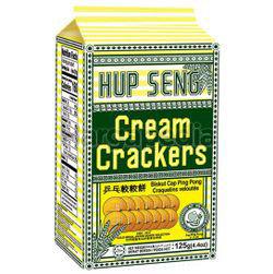 Hup Seng Ping Pong Cream Cracker 125gm