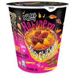 Mamee Daebak Habanero Spicy Chicken 83gm