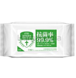 Dr. Morita Anti Backteria Protection Alcohol Wipes 25s