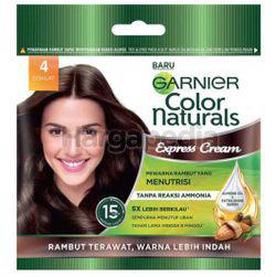 Garnier Color Naturals Express Hair Color 4 Coklat 1s