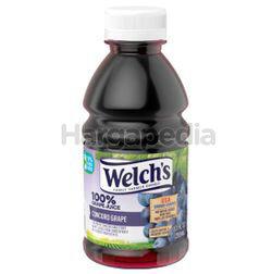 Welch's 100% Grape Juice 10oz 295ml
