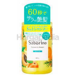 Saborino Treatment in Shampoo Smooth 460ml