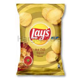 Lay's Hot Chilli Squid Potato Chips 50gm
