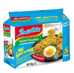 Indomie Mi Goreng BBQ Chicken 5x85gm