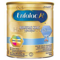 Enfalac A+ Lacto Free 400gm